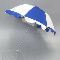 1:6 Scale Beach Umbrella Sunshade with Base for 12'' Hot Toy