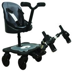Englacha 2-in-1 Cozy Rider 4 Wheel Child Universal Stroller