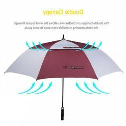 - ZOMAKE Automatic Open Golf Umbrella 2.3cm - Large