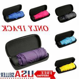 1PC Mini 5 Folds Pocket Umbrella Compact Travel Parasol Supe