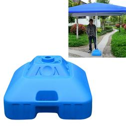 30L Patio Umbrella Base Stand Heavy Duty Holder Outdoor Yard
