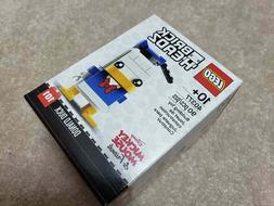 LEGO 40377 Brickheadz Disney Donald Duck Brand new sealed