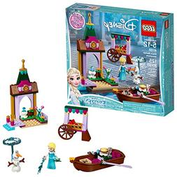 LEGO 41155 Disney Frozen Elsa's Market Adventure 125pcs New