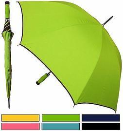 "46"" Arc Auto-Open Umbrella w/Foam Handle - RainStoppers Rain"