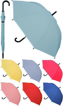 """46"""" Arc Doorman, EVA Material, Black Handle Umbrella - RainS"""