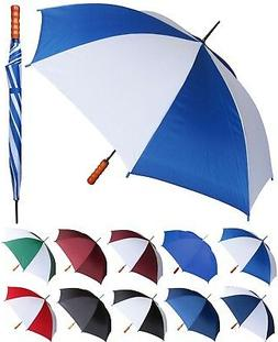 "48"" Arc, Auto-Open Rain Sport Umbrella - RainStoppers Rain/S"