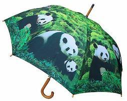 48 arc panda bear auto open umbrella