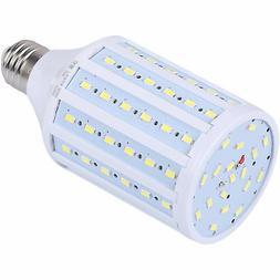 5-Pack 125W Eq LED Bulb 90-Chip Corn Light E26 2200lm 20W Co