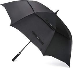 "54/62/68"" Automatic Open Golf Umbrella Extra Large Oversize"