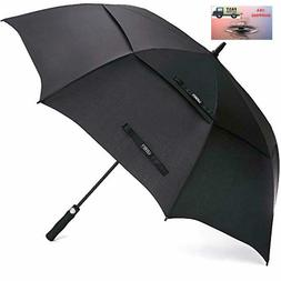 G4Free 54/62/68 Inch Automatic Open Golf Umbrella Extra Larg