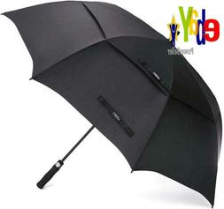 G4Free 54/62/68 Inch Automatic Open Golf Umbrella Extra  Ove