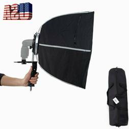 60cm Professional Umbrella flash Studio Diffuser Softbox fit