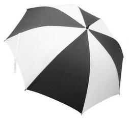 "62"" Single Canopy Golf Umbrellas - Available in Various Colo"