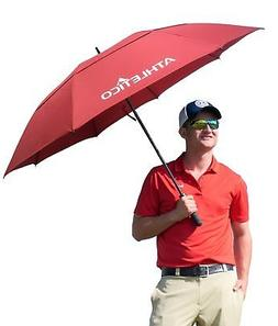 Athletico 68 Inch Automatic Open Golf Umbrella - Extra Large