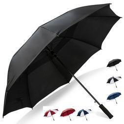 Third Floor Umbrellas 68 Inch Automatic Open Golf Umbrella -