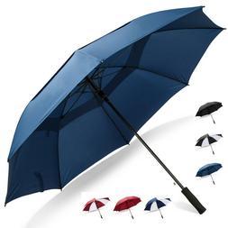 Third Floor Umbrellas 62 Inch Automatic Open Golf Umbrella -