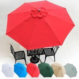 8 9 10 13 umbrella replacement canopy