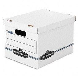 Bankers Box - Stor/File Storage Box Letter/Legal Lift-Off Li