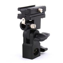 DTOL Flash Bracket Swivel Umbrella Holder Studio Tilting Bra