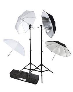 Fovitec StudioPRO Off Camera Speedlight Flash Photography Ki