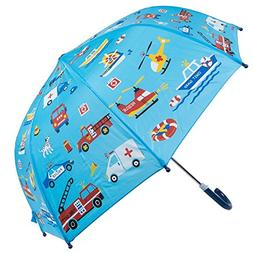 Kids Umbrella - Childrens 18 Inch Rainy Day Umbrella - Emerg