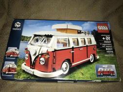 LEGO Creator Expert Volkswagen T1 Camper Van 10220 Construct