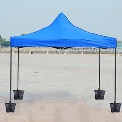 Tent Stand Outdoor Instant Feet Weighted Holder <font><b>Umb