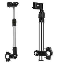 Adjustable Baby Stroller Umbrella Holder Attachment