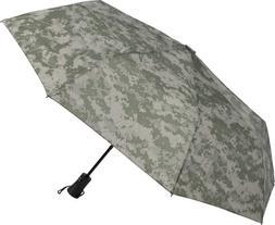 Haas-Jordan Auto-Open/Close ACU Digital Folding Umbrella