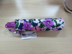 Vera Bradley Automatic Open/Close Umbrella Flower Garden Pri