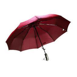 Automatic Open/close Umbrella Foldable, Windproof, Compact f