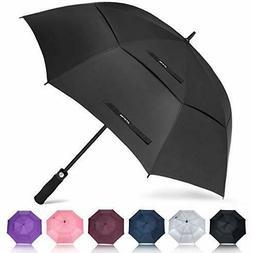 ZOMAKE Automatic Open Golf Umbrella 68 Inch - Large Rain 68