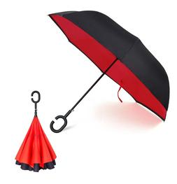 AUTOMATIC OPEN Inverted Inside-Out Double Layer Umbrella