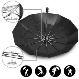 McConnor Automatic Travel Rain Umbrella - Auto Open Close Co