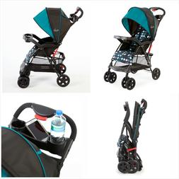 Baby Sport Stroller Lightweight Umbrella Storage Basket Infa
