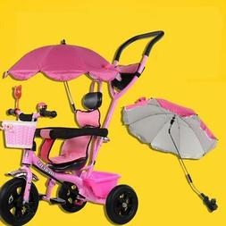 Baby Stroller Pushchair Parasol UV Ray Shade Sun Protection