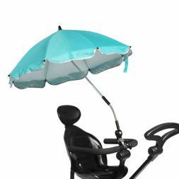 Baby Stroller Umbrella Rain Protection Portable Sunshade Ext