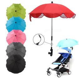 Baby Stroller Umbrella Wheelchair Sun Shade Pushchair Paraso
