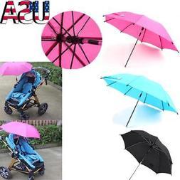 Baby Stroller Wheelchair Pushchair Pram UV Rays Sun Rain Par
