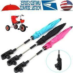 Baby Stroller Wheelchair Pushchair Umbrella Sun Parasol UV R