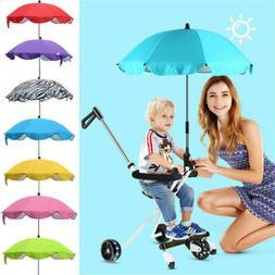 Baby Sun Umbrella Parasol Buggy Pushchair Pram Stroller Shad