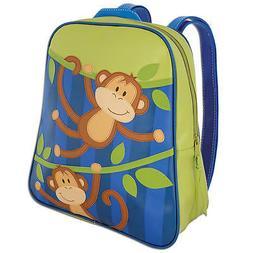 Stephen Joseph Backpack, Lunch Box, Bottle, Poncho & Pop-Up