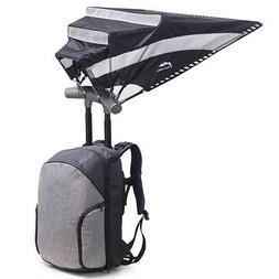 EZ FunShell Backpack Umbrella UV PROTECTION Business Series