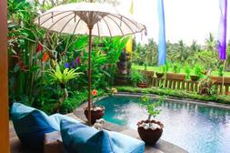 Balinese Garden Umbrella Patio Garden Wedding Hand Crafted C