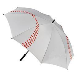 "Haas-Jordan Pro-Line Golf Umbrella | 62"" Large Windproof"
