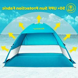 Beach Tent CoolHut Plus Sun Shelter Instant Portable Cabana