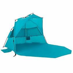 Alvantor Extra Large Beach Tent Super Bluecoast Beach Umbrel