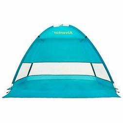 Beach Tent Umbrella Sun Shade Shelter Pop Up Camping Hiking