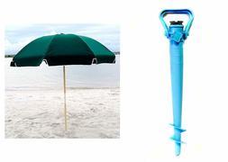 Beach Umbrella Sand Anchor Beach Sand Summer Free Shipping U