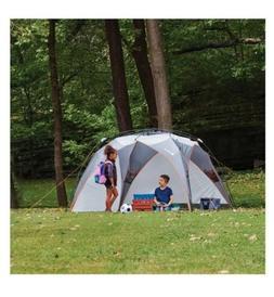 Beach Umbrella Sun Shade Tent 8' x 8' Family Pool Camping Sp
